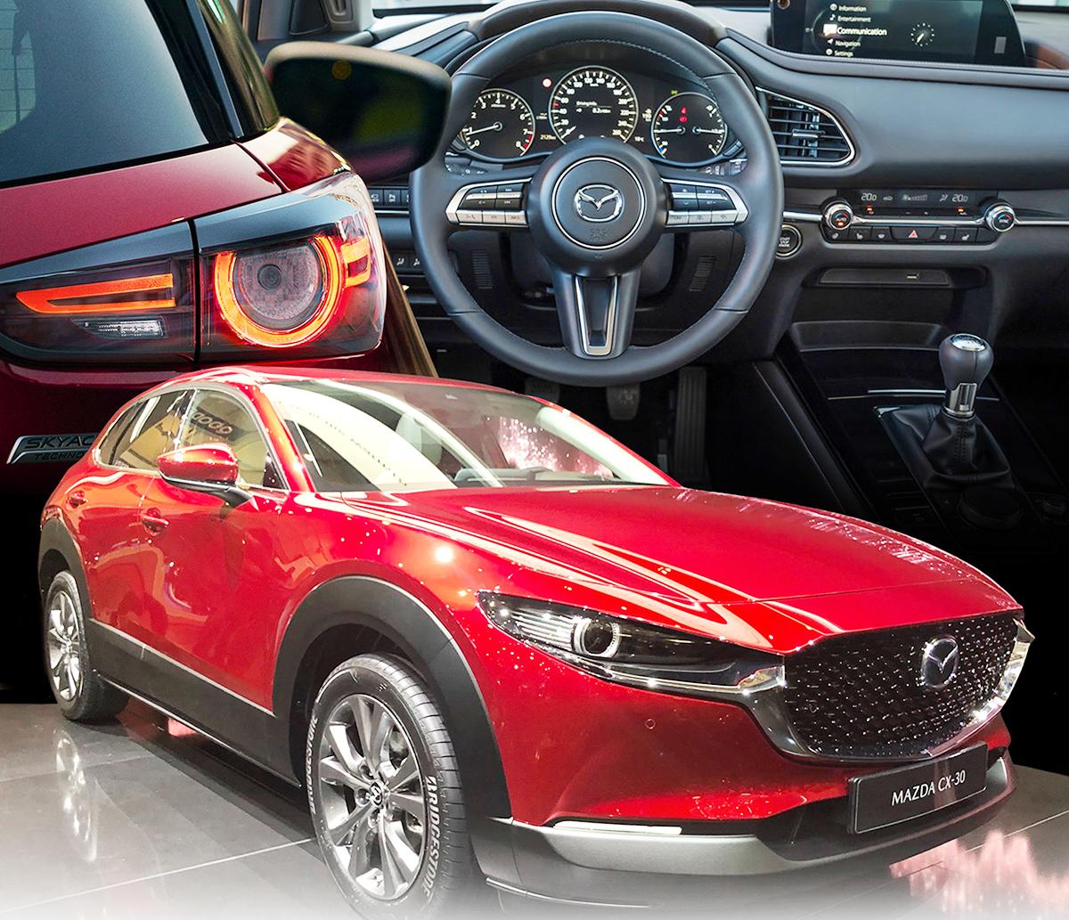 Mazda Dealership Atlanta >> After Mazda3 Stumbles Mazda Relies On Cx 30 For An Upmarket