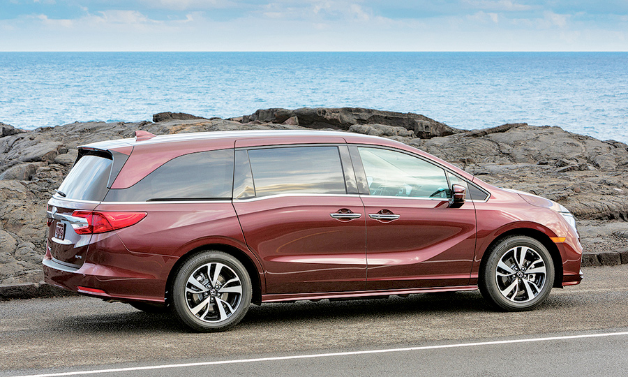 Honda S Odyssey Ranks At The Bottom Of Consumer Reports Minivan Segment In Reliability