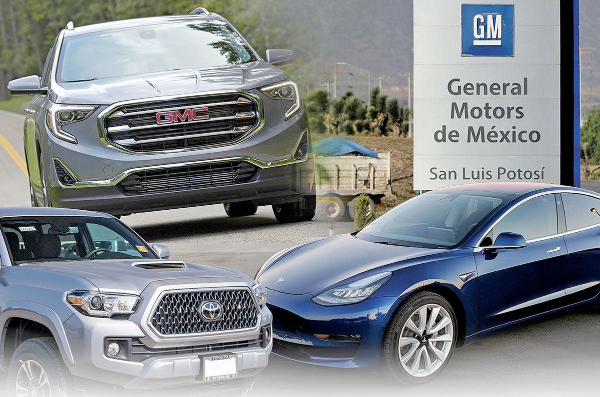 bf84eeb34ace GM now top producer in Mexico as industry output declines