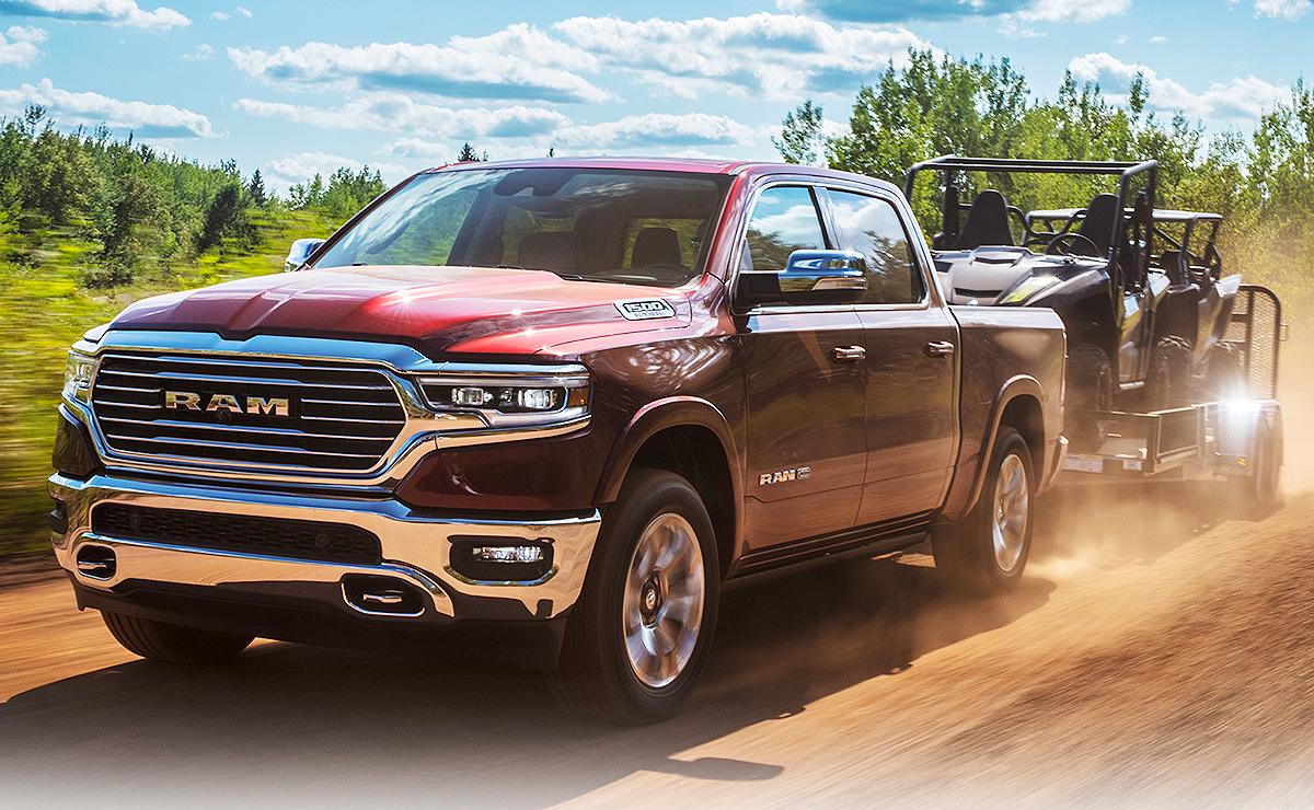 Ram Ecodiesel Right Behind Diesel Chevy Silverado On Fuel Economy