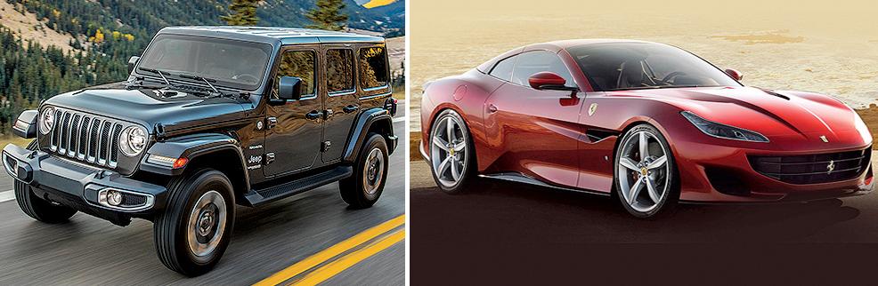 Automotive software company Altair cites Jeep, Ferrari for