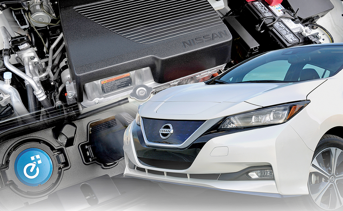 Nissan Leaf buyers, dealers worry about replacing worn-out cells