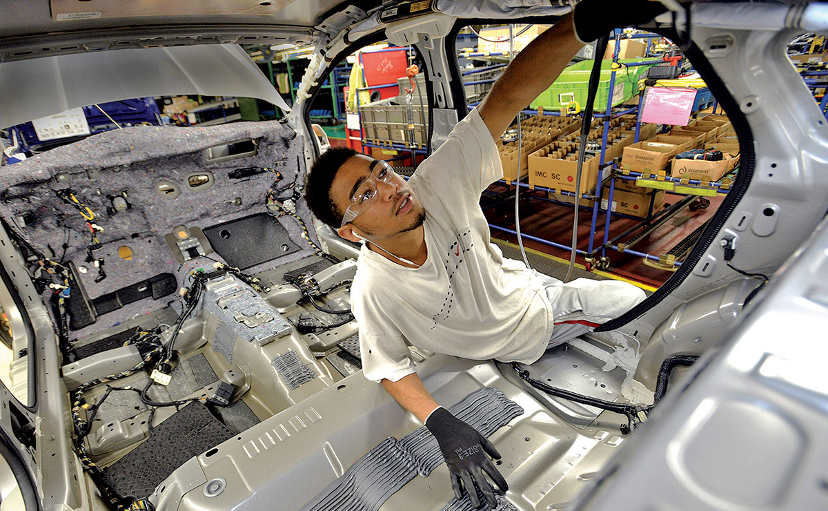 Ford S Flat Rock Assembly Plant Flip Flop A Sign Of The Times