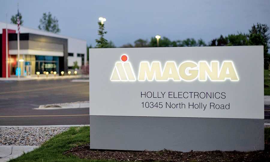 At auto supplier Magna International, the future focuses on