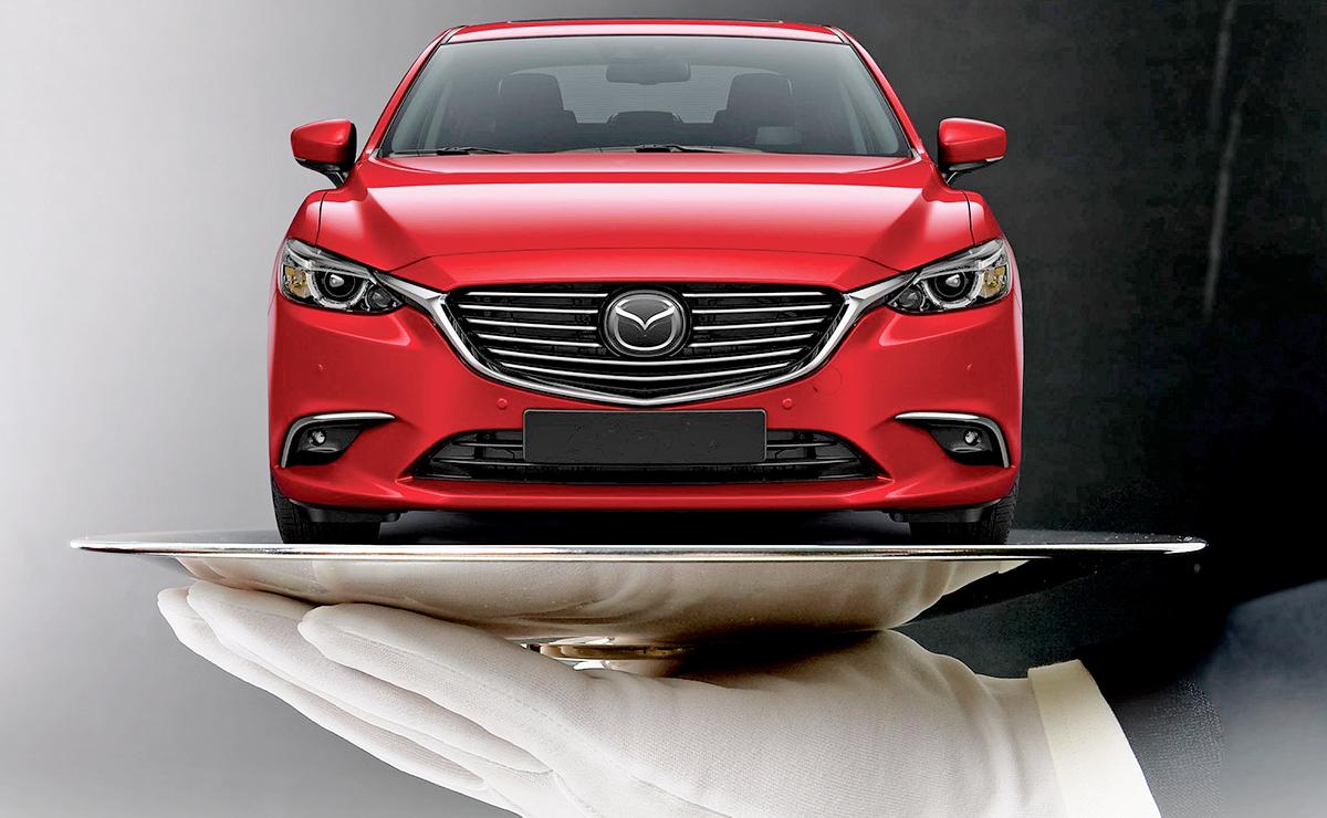 Mazda's complicated journey to premium