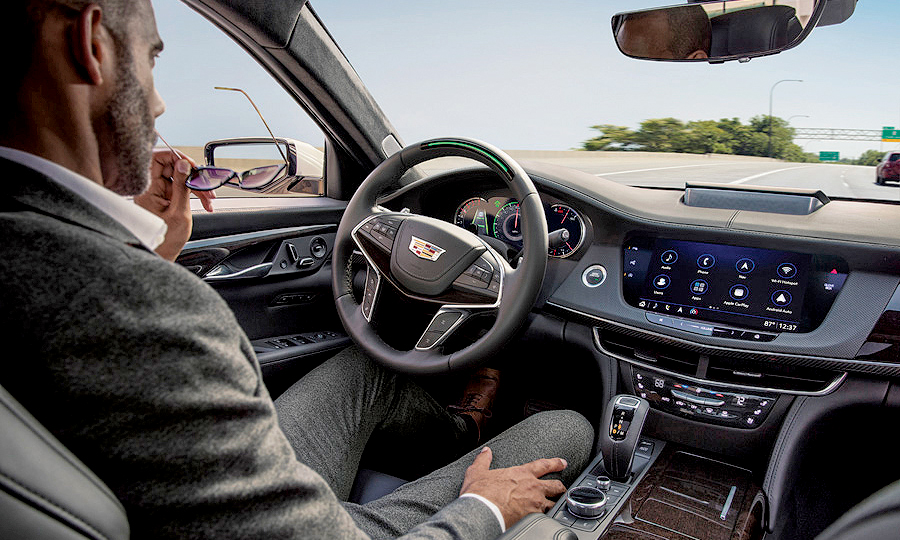 Cadillac Super Cruise Hands Free System Rollout Slow But