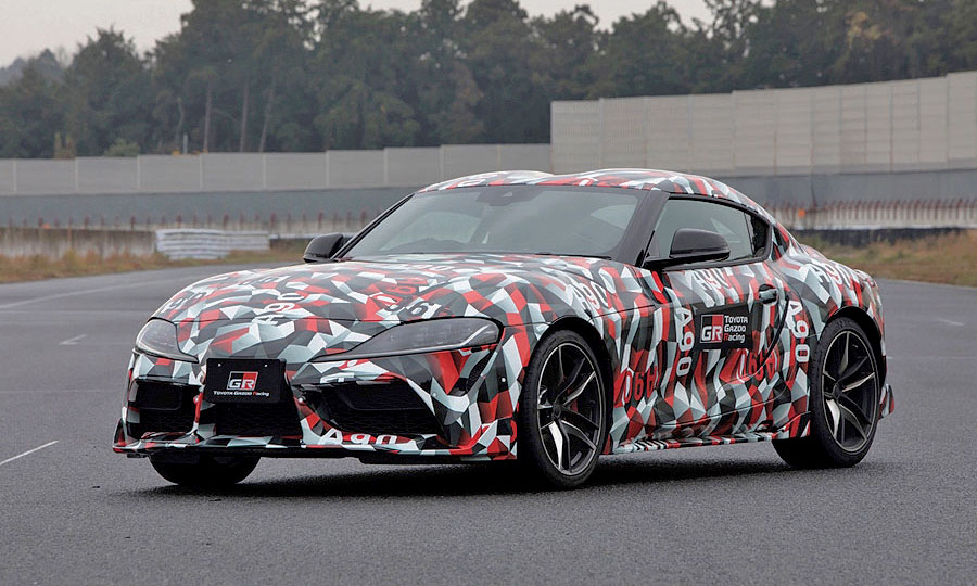 Toyota Supra Is A Samurai With The Heart Of A Bmw