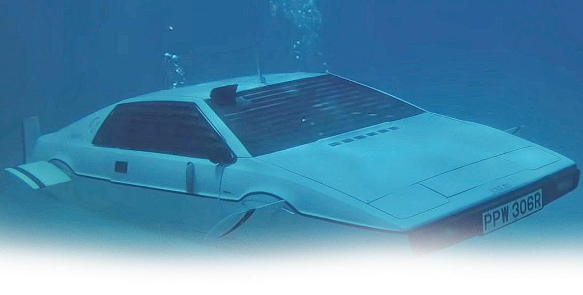 Tesla S Wacky Cybertruck Design Inspired By Bond Movie