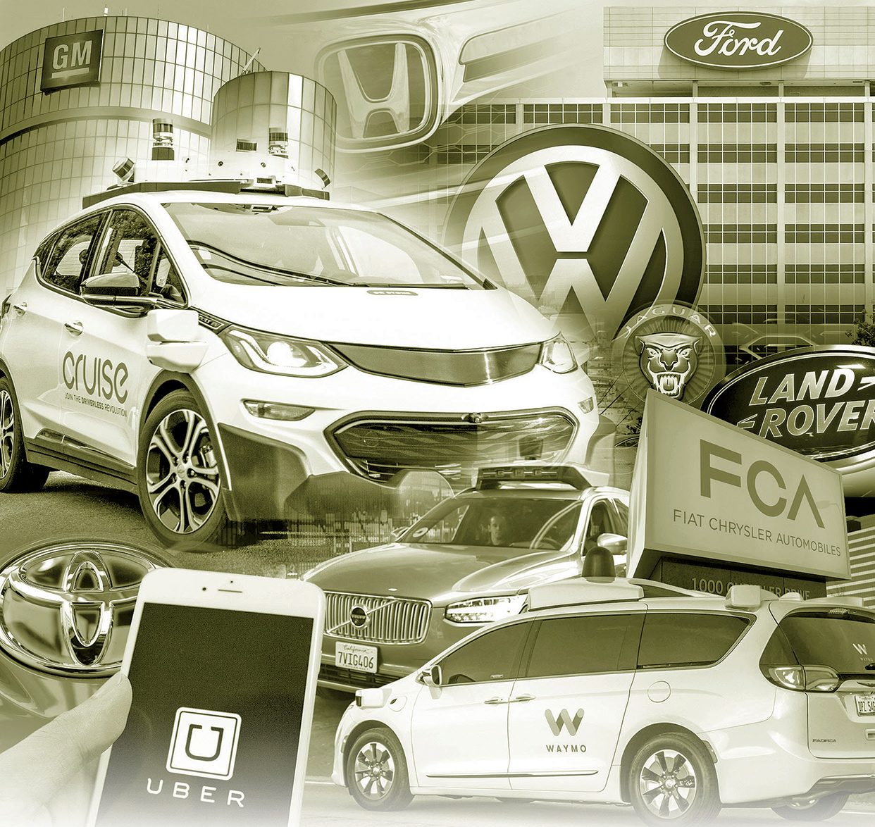 Automakers find safety in numbers as cost, uncertainty of