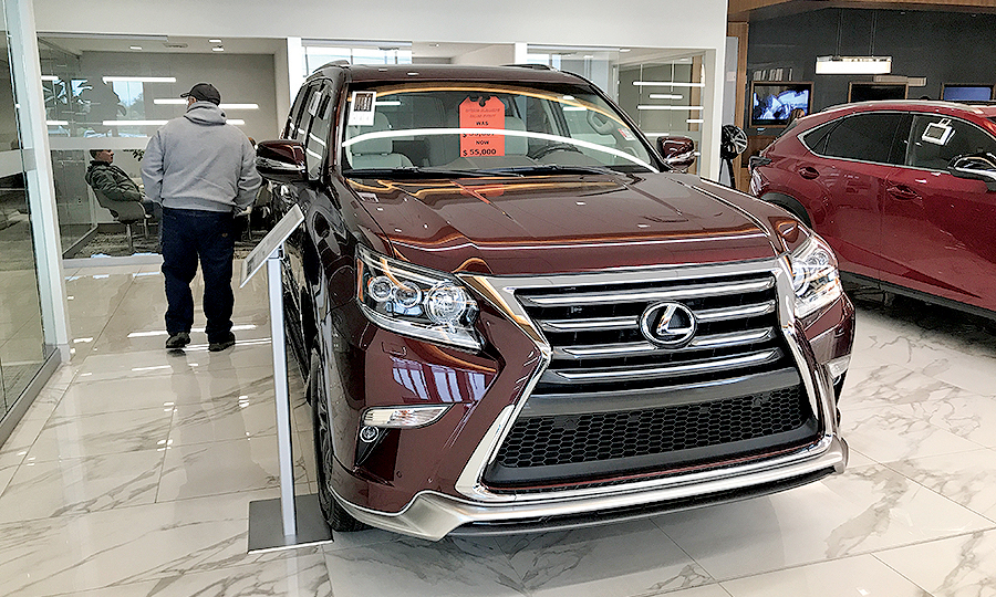 Lexus Dealers In Nc >> Lexus Hendrick Automotive Top New Study Of Online Reputation