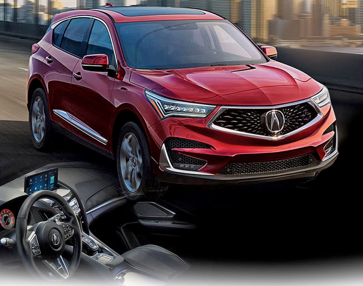 2018 Acura RDX Spy Shots And Latest News >> Redesigned Rdx Crossover Helps Build Excitement For Acura