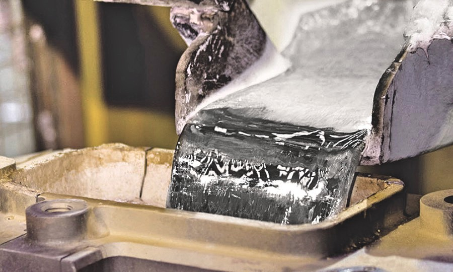 FCA engines run hotter with aluminum alloy