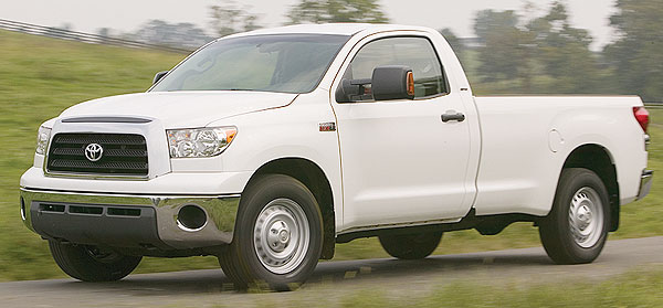 Tundra owners grumble over rumble