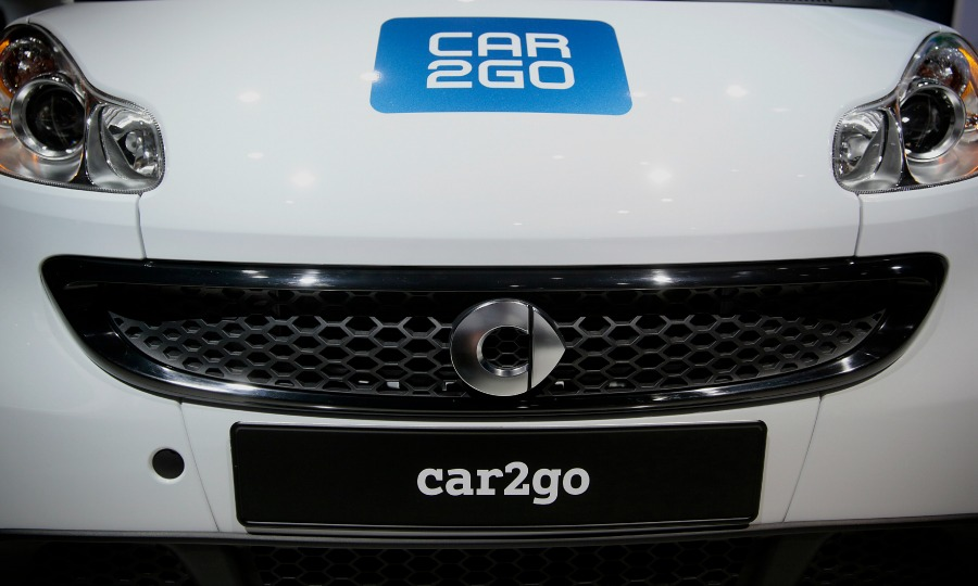 Daimler Buys Car Sharing Venture Paving Way For Bmw Alliance