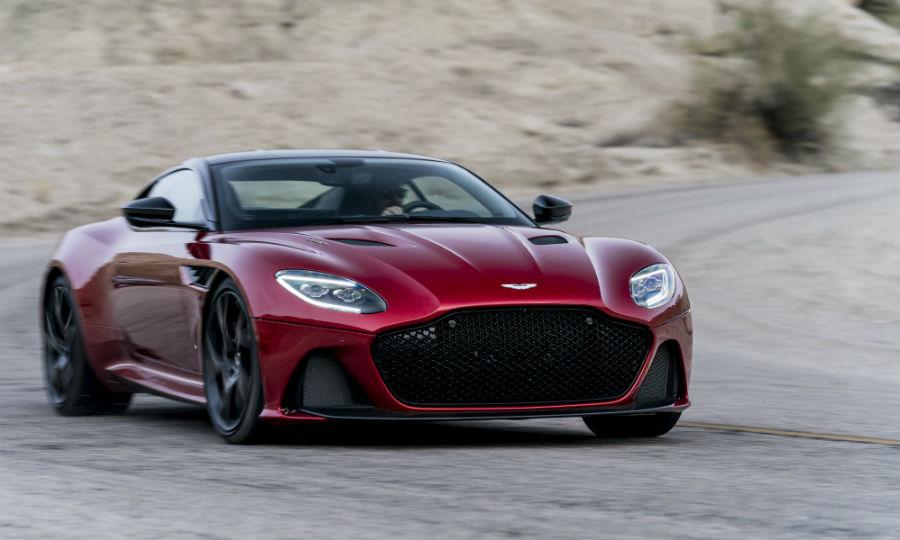 Aston Martin Cuts Weight Adds Power For Dbs Superleggera Flagship