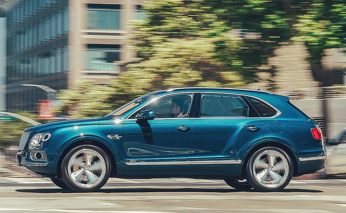 2020 Bentley Bentayga More Powerful Than Ever >> 2020 Bentley Bentayga Hybrid Reviews