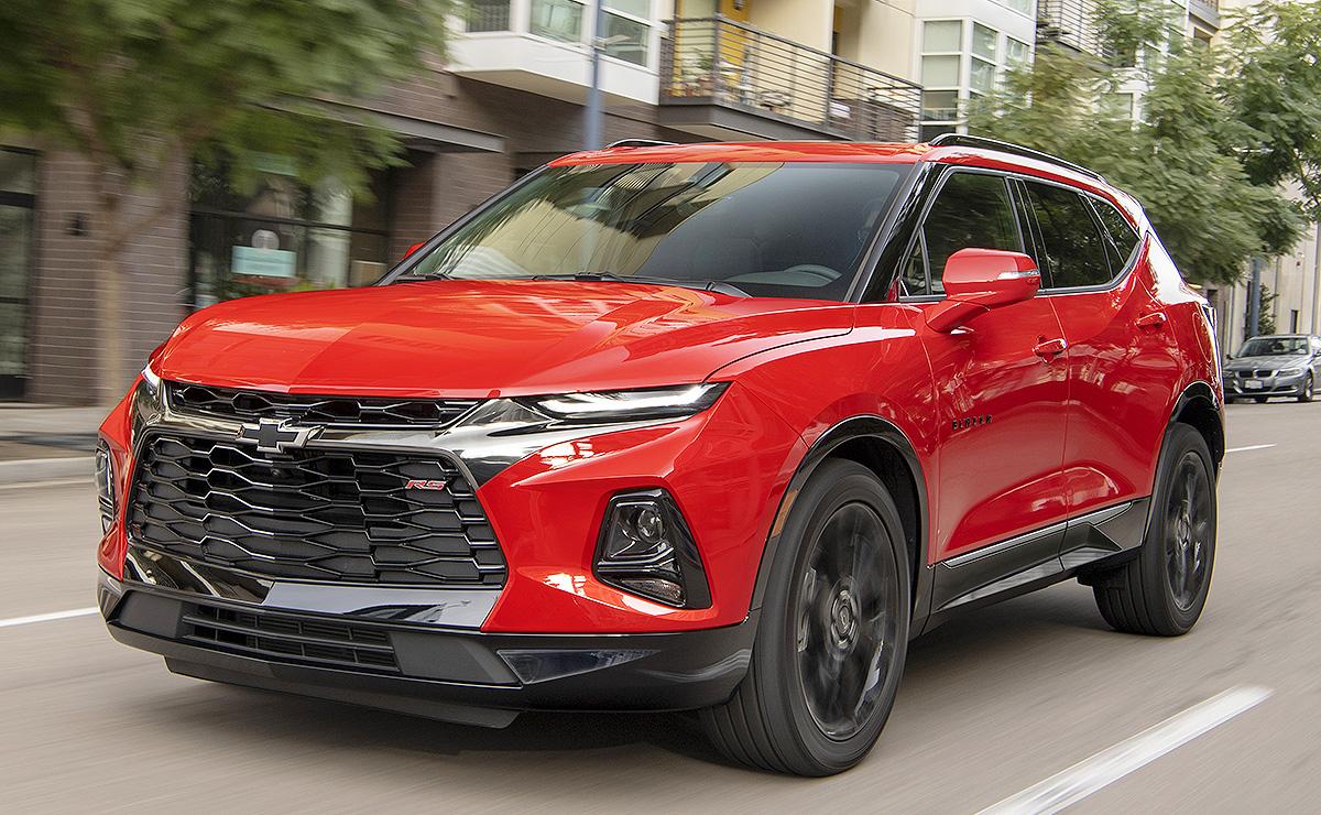 2019 Chevrolet Blazer Reviews