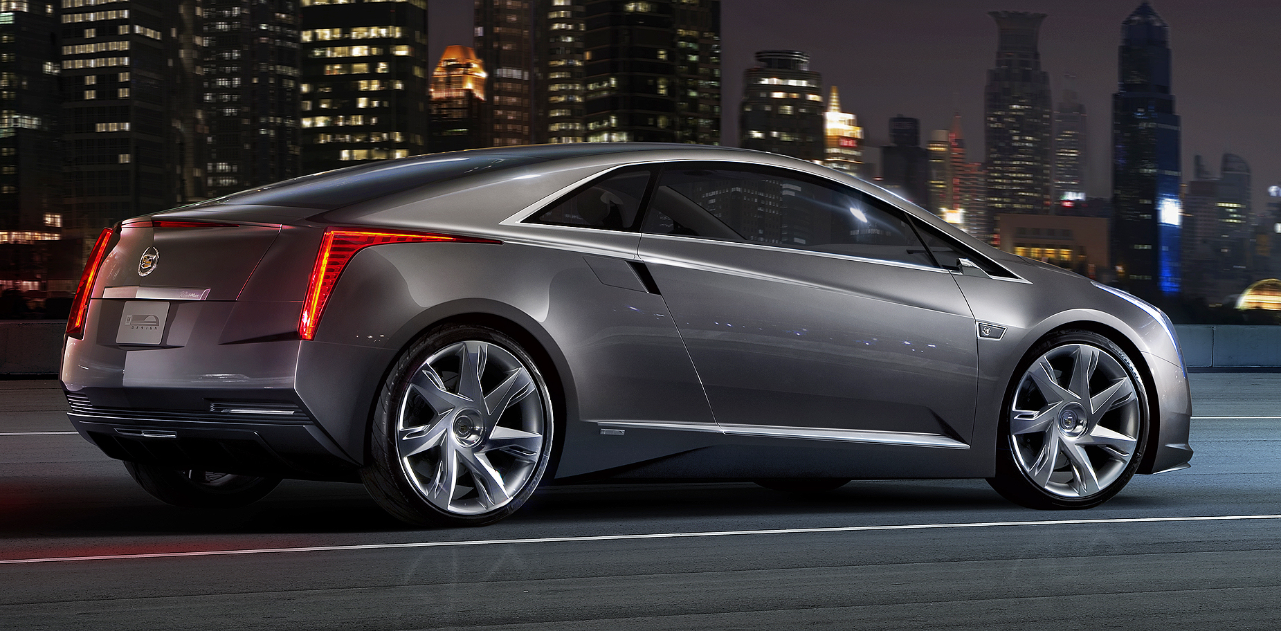 2021 Cadillac ELR Spy Shoot