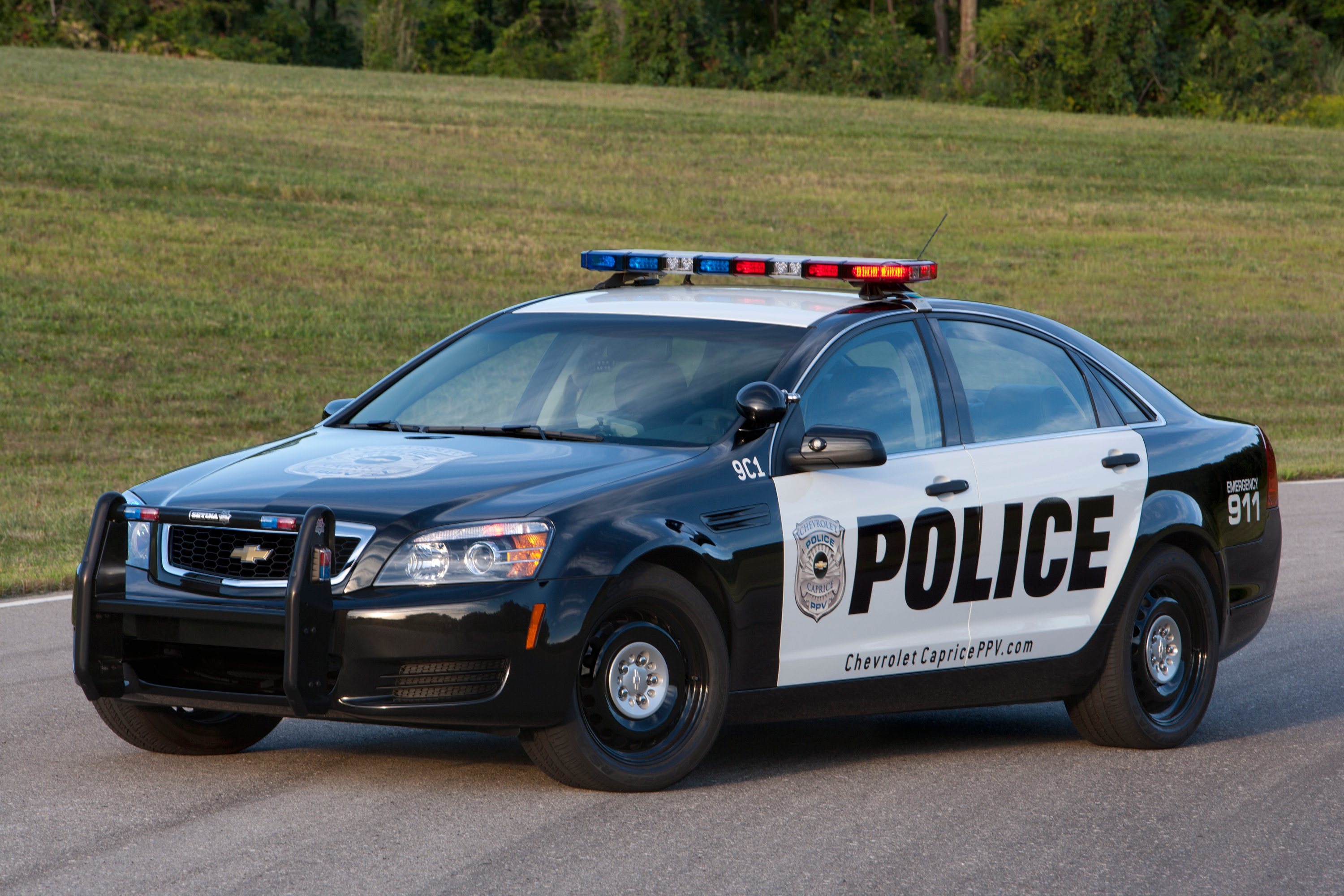 really comfortable brand new incredible prices Australian-built, Chevy Caprice police cars arrive on the ...