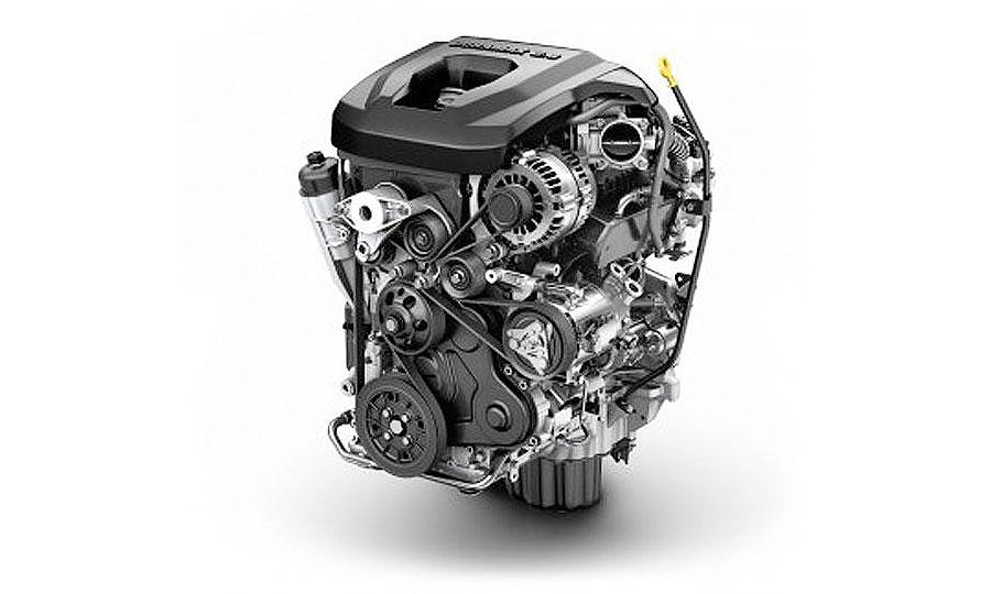 Under Nicholson Gm S New Engines Shatter The Status Quo