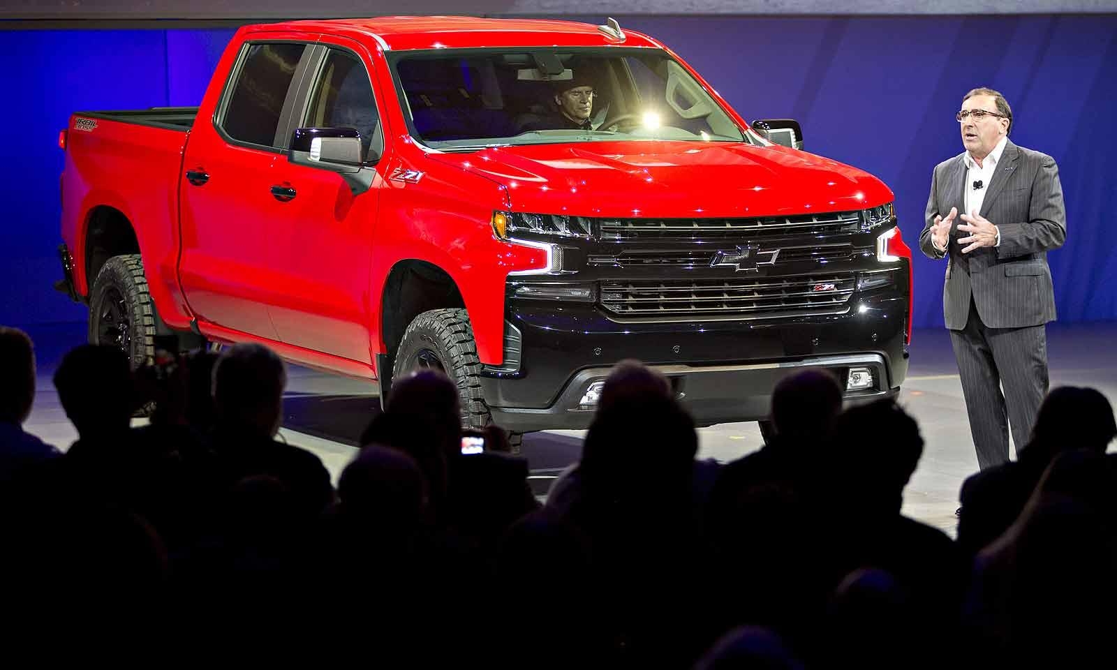 GM's 2 7-liter turbo engine is in the wrong truck