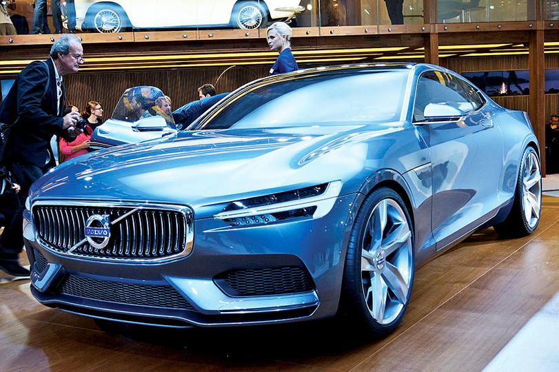 Next Volvos Will Move Up Price Ladder