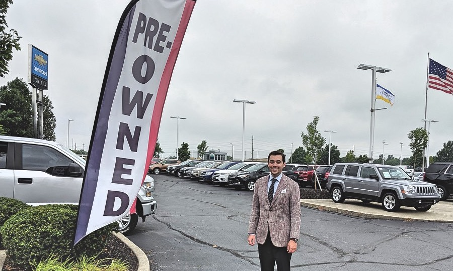 Car Dealerships Florence Ky >> Velocity Strategy Pays Off For Tom Gill Chevrolet