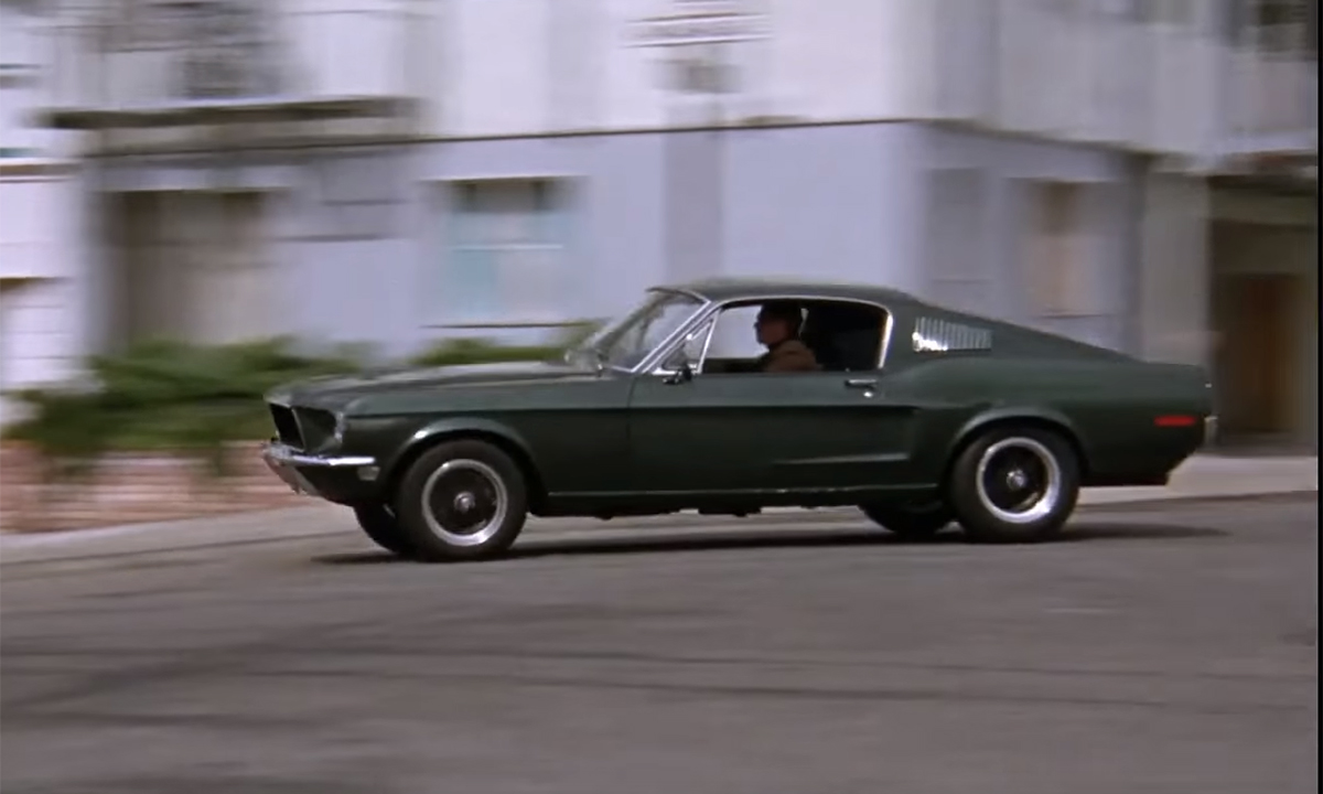 Ford bullitt mustang to be unveiled at detroit auto show