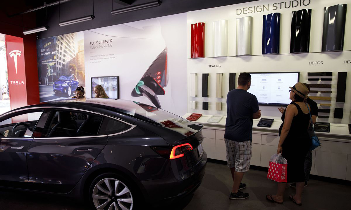 Tesla narrows paint options to simplify production