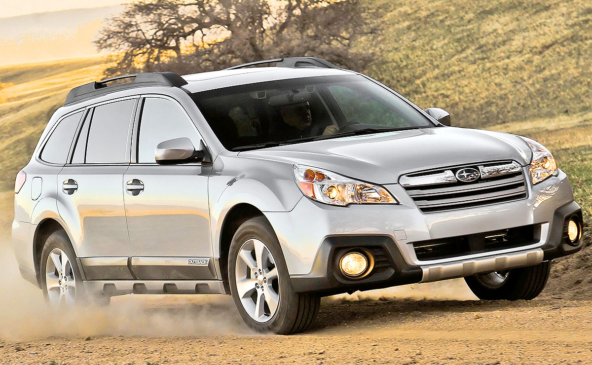 Subaru recalls 27,000 Legacys, Outbacks for faulty