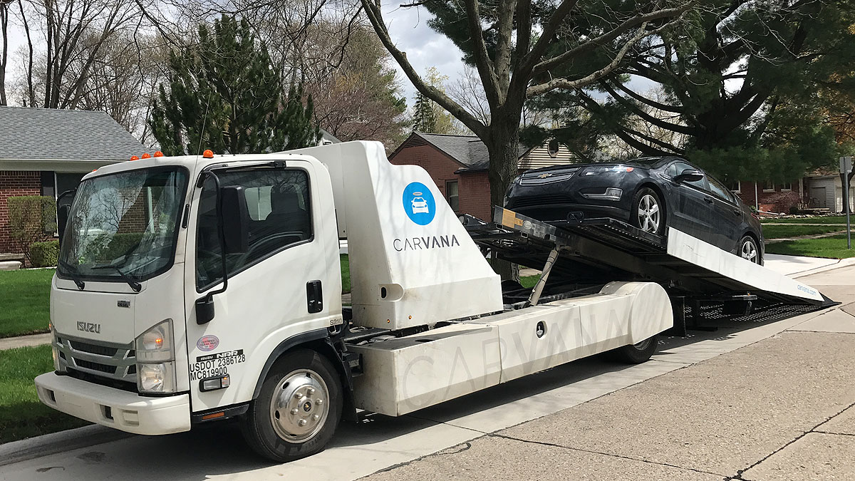 How Carvana restored my faith in online vehicle retailing