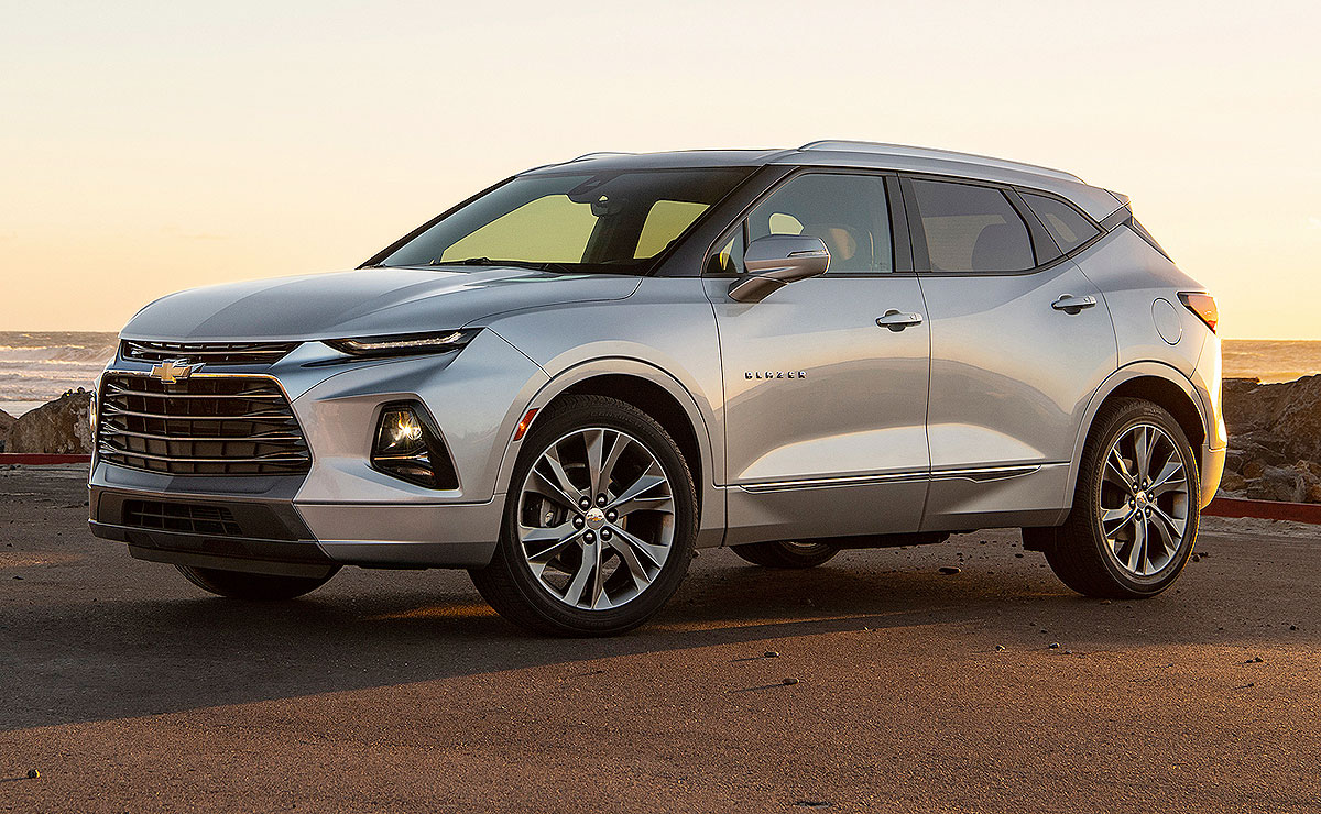 2019 Chevy Blazer: Less Equinox, more Camaro