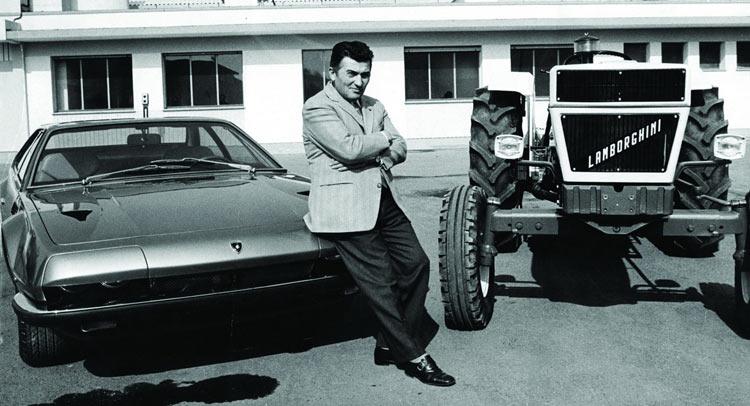 ferruccio lamborghini, founder of famed italian supercar maker, dies