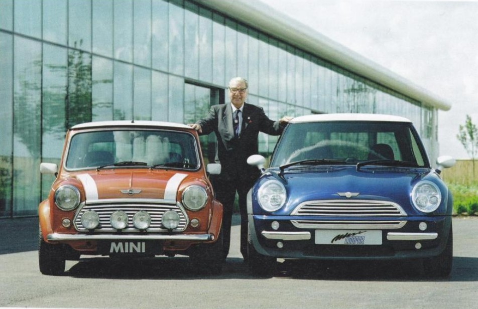 John Cooper Engineer Behind Chic High Tuned Mini Line Is Born