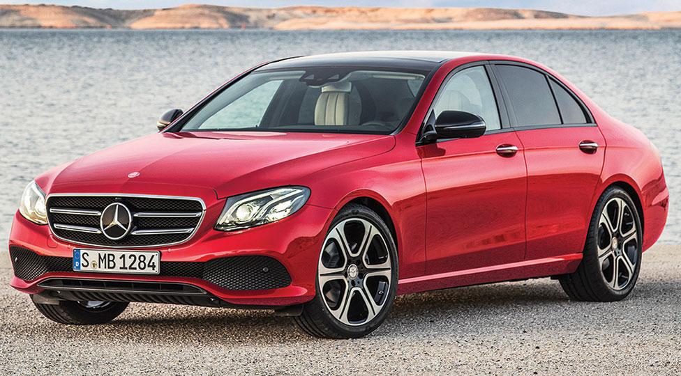 7c0d1b60eb2f3a Mercedes won t offer an E-class diesel until 2018
