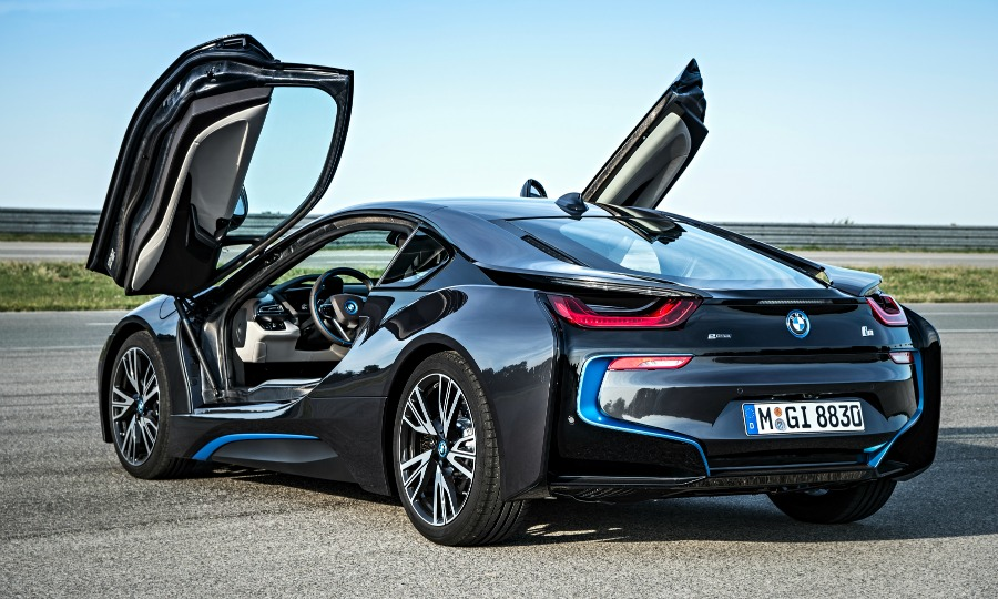 Bmw Sees Annual Output Of 100 000 Units For Its I Electric Range