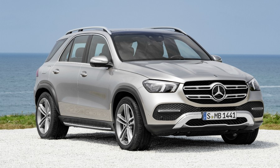 Mercedes Gle Plug In To Get 62 Mile Electric Range