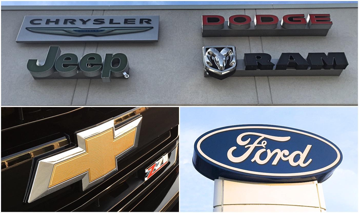 CANADA: Detroit 3 drag November sales down 8 2%
