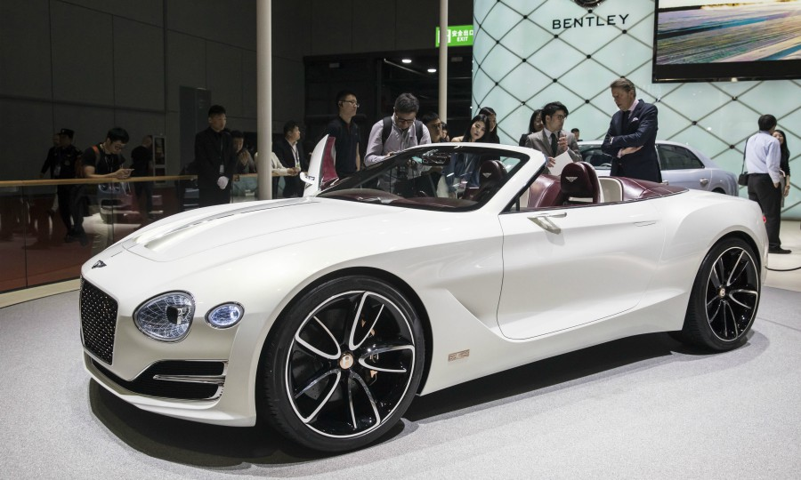 Bentley Says Battery Tech Not Ready For Ultraluxury Ev