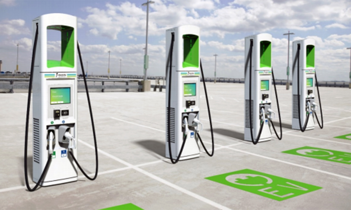 Volkswagen unit Electrify America selects suppliers for U.S. high-speed EV  chargers