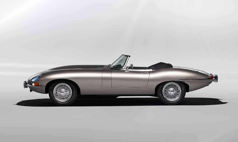 Jaguar E Type >> Jaguar Approves Launch Of Electric E Type