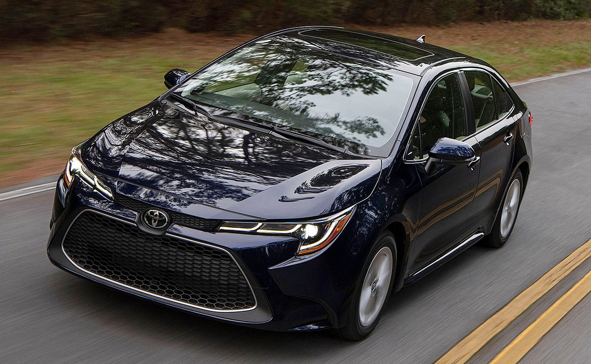 2020 Toyota Corolla Reviews