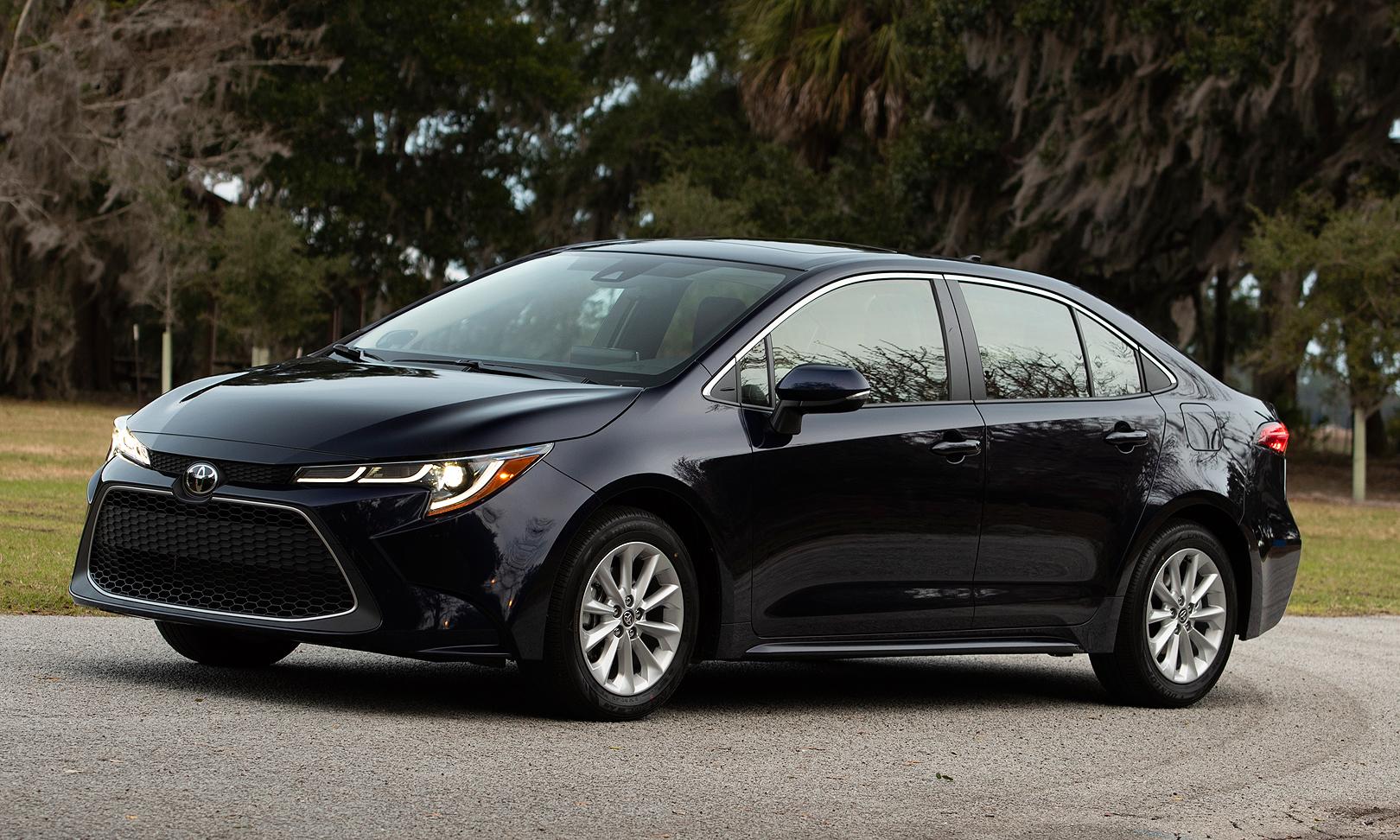 2020 Toyota Corolla model prices $800-$2,570