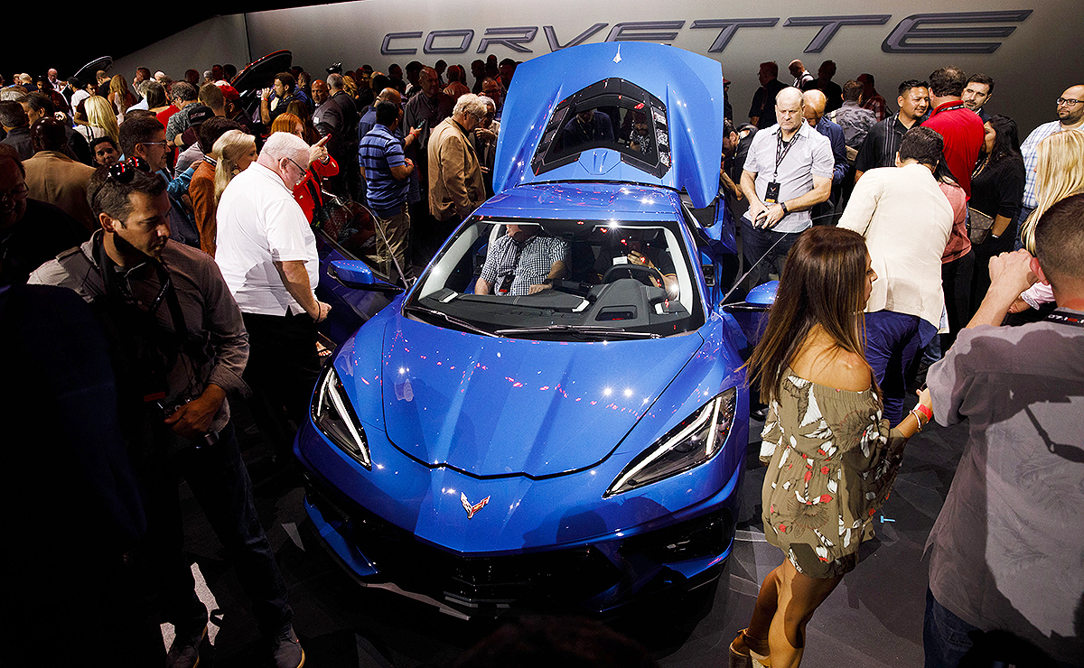 2020 Car Show.2020 Chevrolet Corvette And What People Are Saying