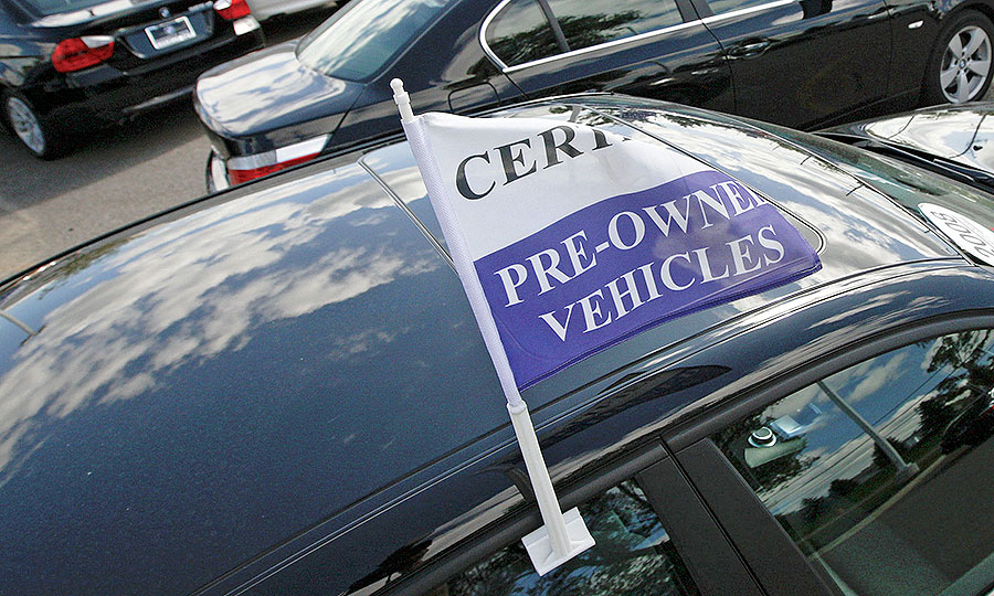 Even with climbing sales, some dealerships say CPO reconditioning costs on top of high prices to acquire inventory weigh down profit potential.