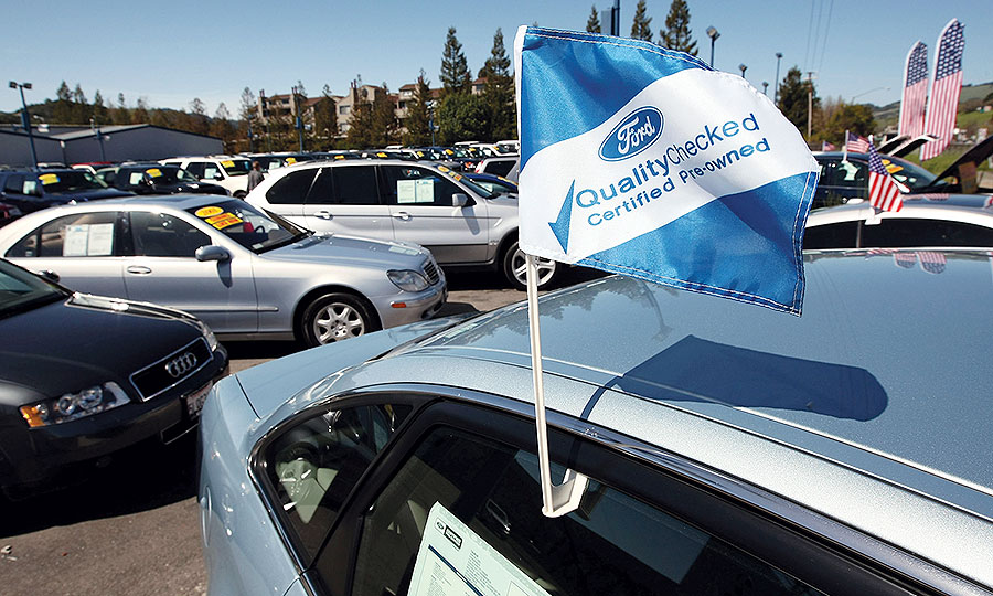 Some consumers might consider certified pre-owned vehicles because they plan to keep them longer.