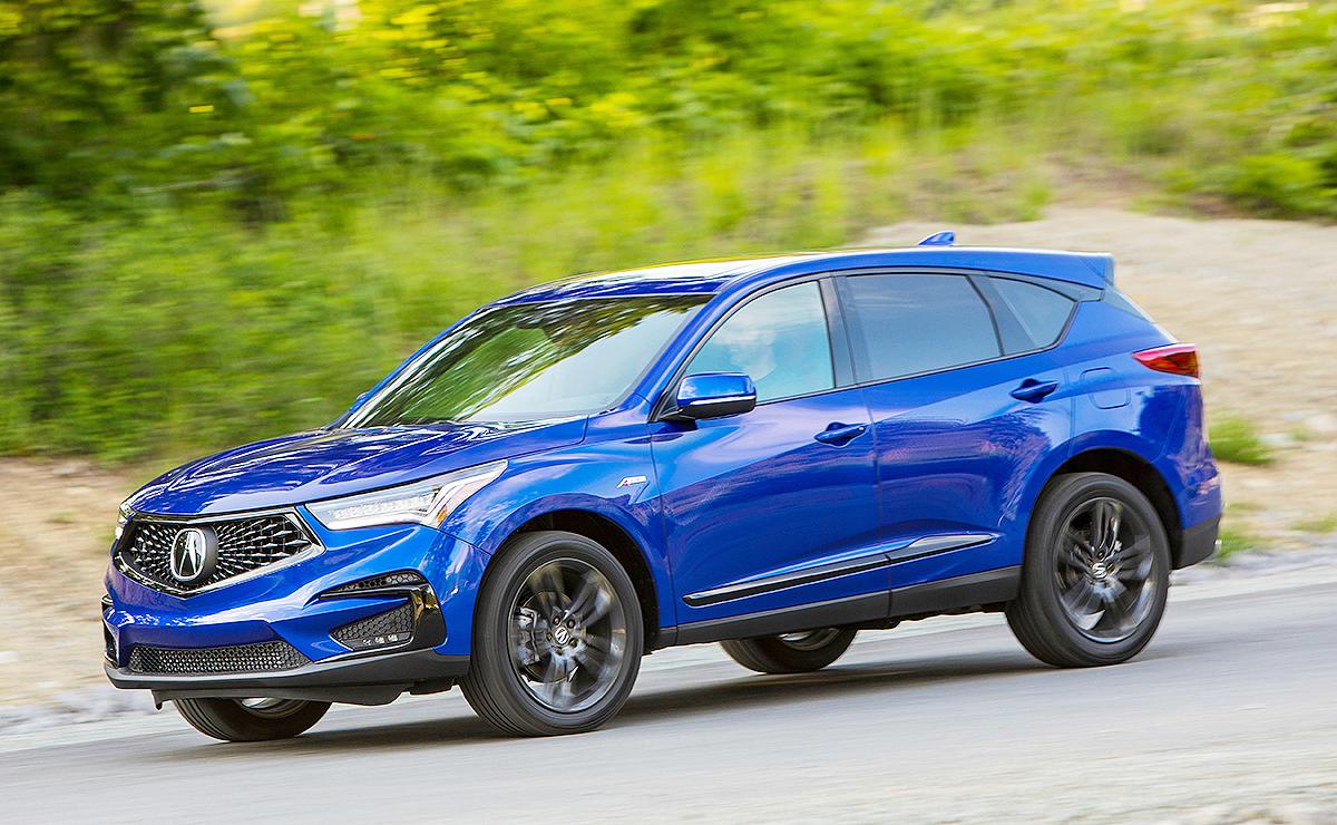 2019 Acura Rdx Reviews