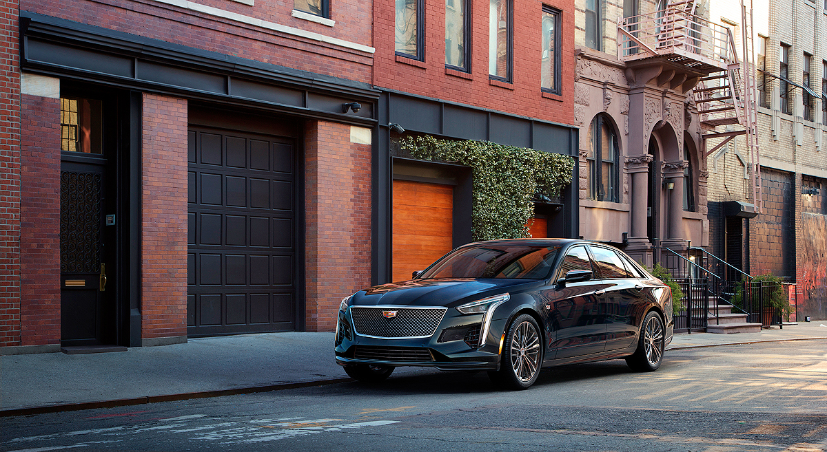 Who Makes Cadillac >> Cadillac Ct6 Not Dead For U S
