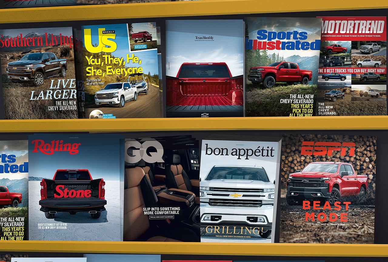 Chevy Launches New Silverado Ad Campaign