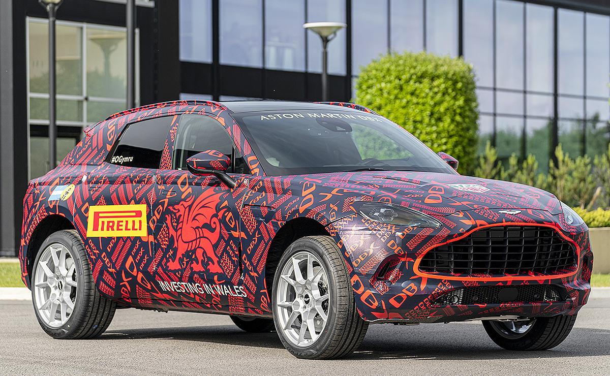 Aston Martin Dbx To Start At 192 986